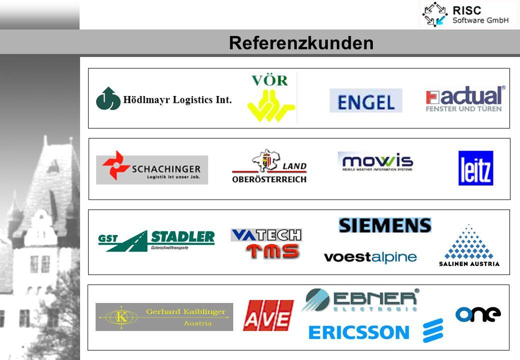 AVE Logistik System Logistik-System: Dispositionswerkzeuge Fahrzeug- und Containerverwaltung mobile Datenkommunikation effiziente Auftragsabwicklung