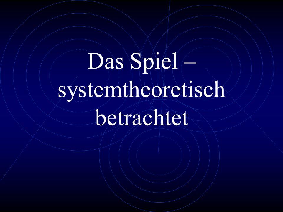 Grundbegriffe der Systemtheorie Komplexität und Kontingenz – Komplexitätsreduktion und -produktion System und Umwelt (innere und äußere) Sinn und Selektivität Selbstorganisation und Grenzerhaltung von Systemen