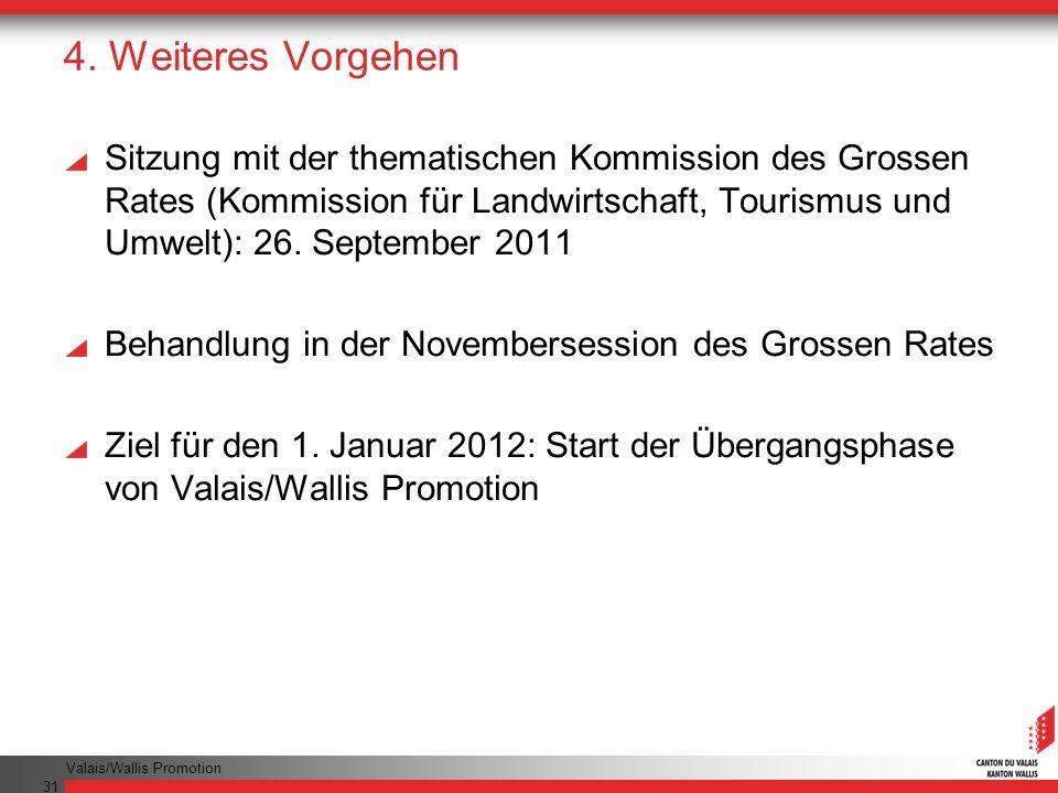 Valais/Wallis Promotion 31 4.