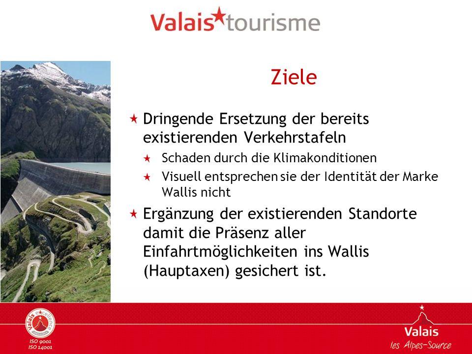 27.04.2014VT3 Die geplante Realisierung Der Markencode der Marke Wallis bestimmt die grafische Linie und beeinflusst die Wahl.