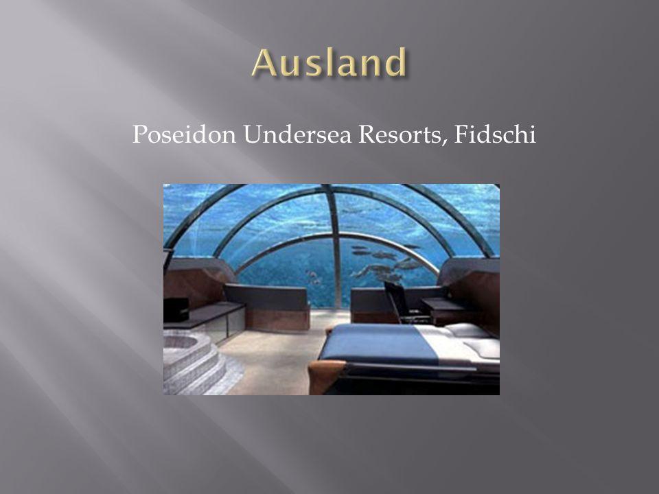 Poseidon Undersea Resorts, Fidschi