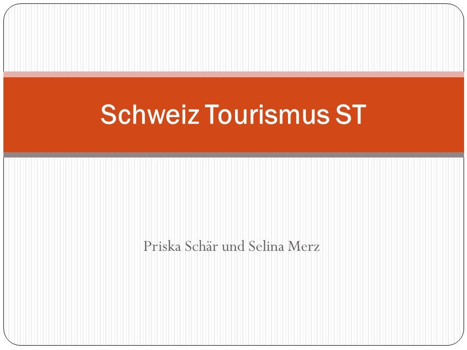 Priska Schär und Selina Merz Schweiz Tourismus ST