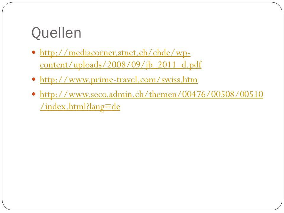 Quellen http://mediacorner.stnet.ch/chde/wp- content/uploads/2008/09/jb_2011_d.pdf http://mediacorner.stnet.ch/chde/wp- content/uploads/2008/09/jb_201