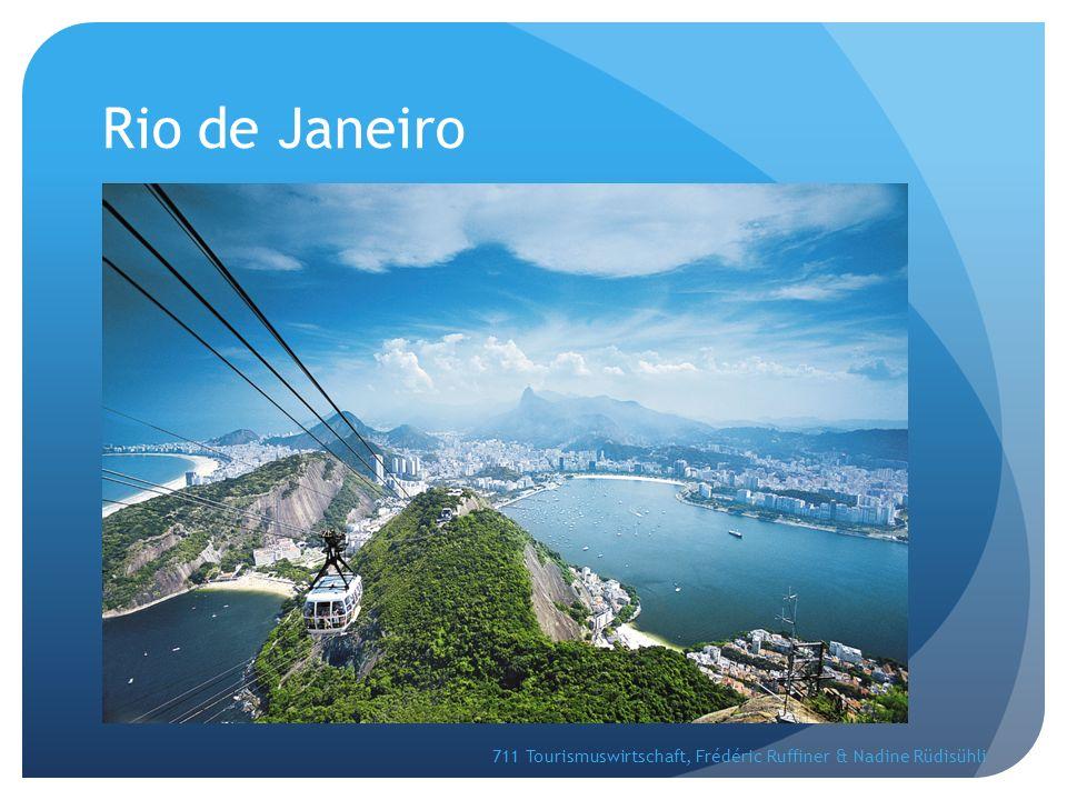 Rio de Janeiro 711 Tourismuswirtschaft, Frédéric Ruffiner & Nadine Rüdisühli
