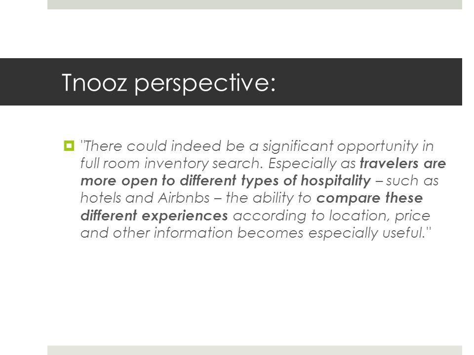 Tnooz perspective: