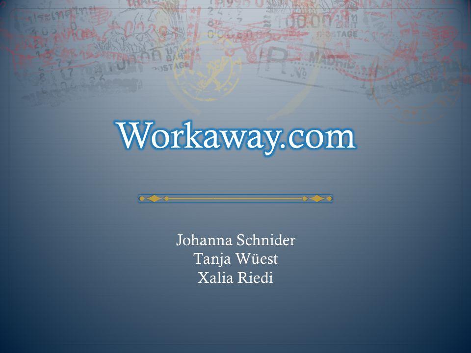 Erklärung Wie funktioniert workaway Zahlen & Fakten Vorteile / Nachteile Quellen Fragen