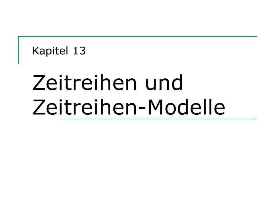 Hackl, Einführung in die Ökonometrie (13) 2 Privater Konsum Privater Konsum, Ö, Mrd.EUR, in Preisen von 1995