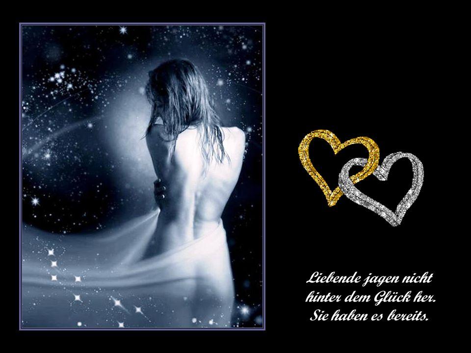 Menschlicher Schöpfungsakt: Dem Leben Liebe einhauchen.