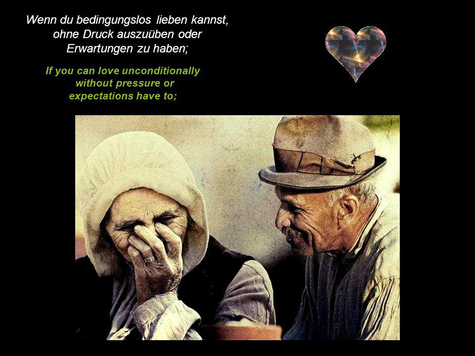 Wenn du sagen kannst, dass es in deinem Herzen keine Vorurteile gegen die verschiedenen Rassen und Religionen gibt; If you can say, that in your heart no prejudice against the different races and religions are;