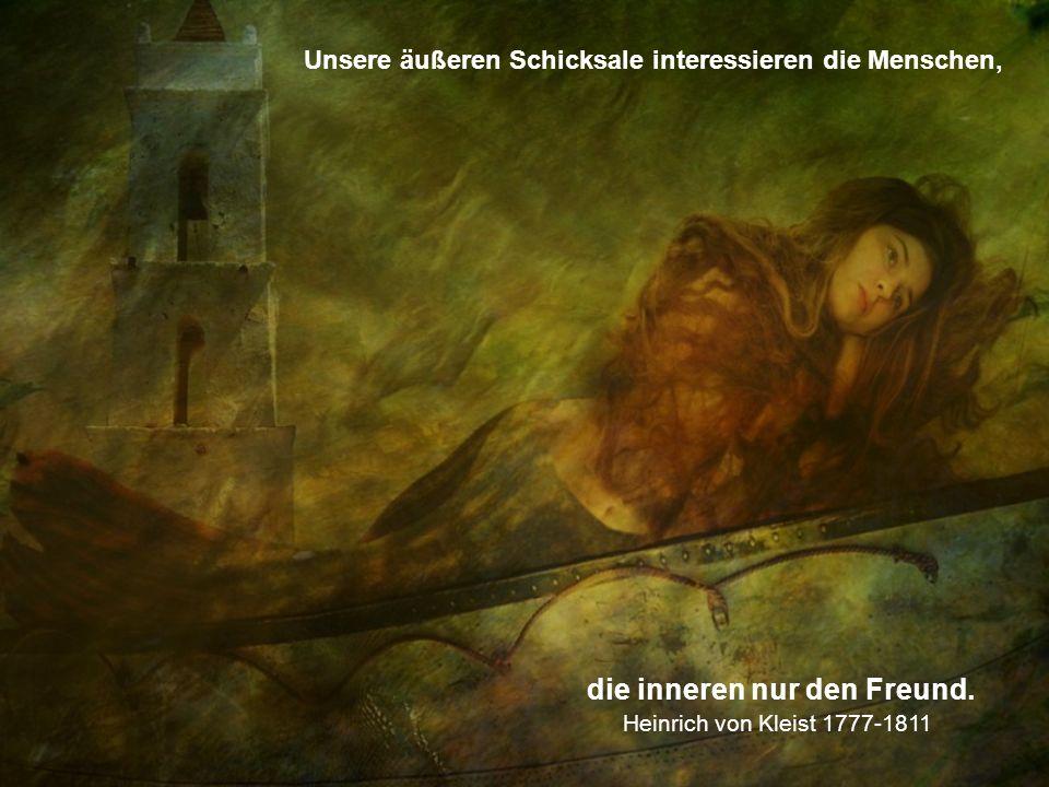 Meistens belehrt uns erst der Verlust über den Wert der Dinge. Arthur Schopenhauer 1788-1860