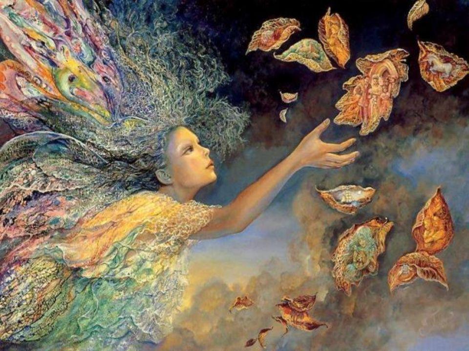 Seid Euch stets bewusst, dass alles, was ihr in dieser Welt erlebt, seinen Ursprung in euch selbst hat.