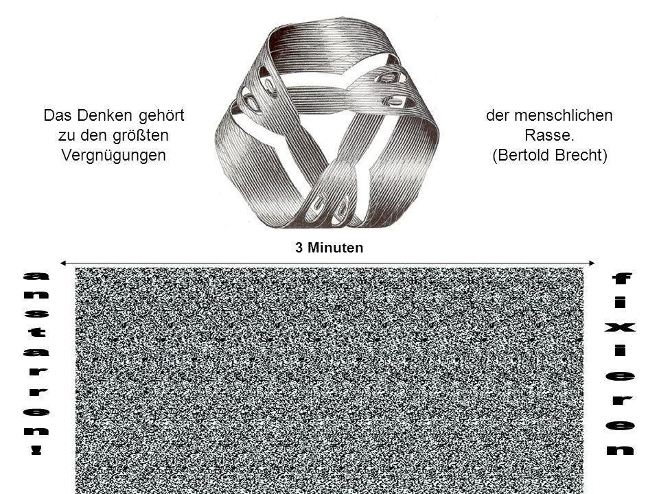 Ring der Unendlichkeit. 1858 entdeckten ein deutscher Physiker (Johann Benedikt Listing) sowie ein deutscher Astronom (August Ferdinand Möbius), die b