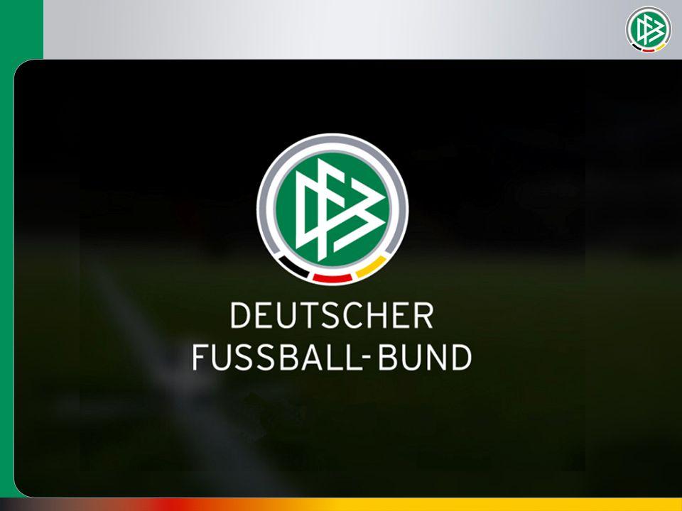 DFB Kompetenzteam Regelumsetzung, Basisarbeit und Talentförderung Futsal Regeländerungen 2012