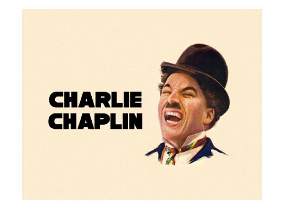 Charles Spencer Chaplin geboren 16.