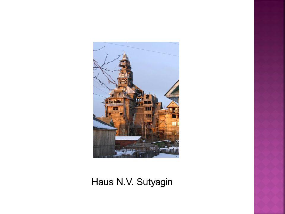 Haus N.V. Sutyagin
