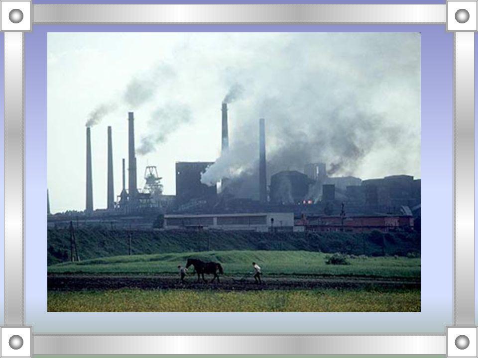 1 km3 Luft enthält in den Groβstädten Tonnen von Staub.