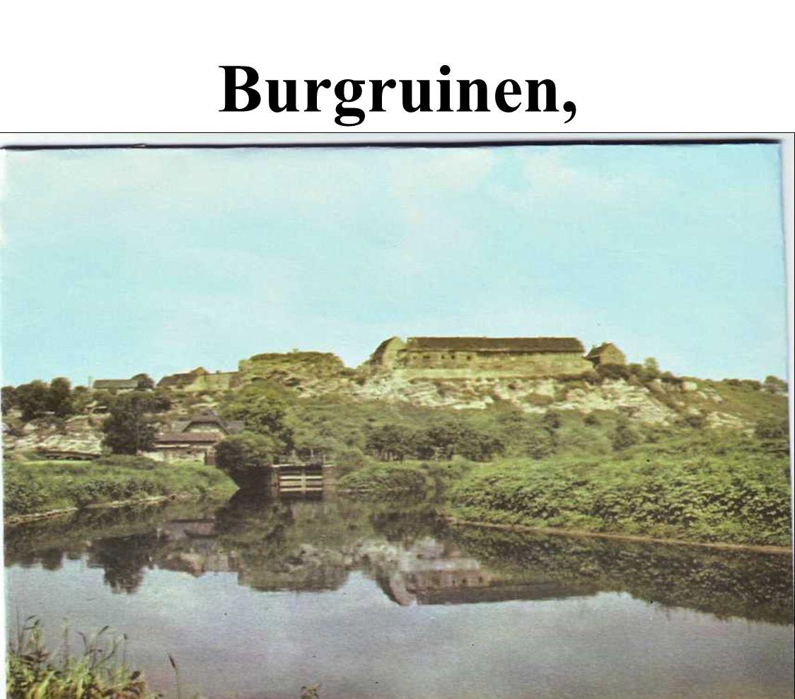 Burgruinen,