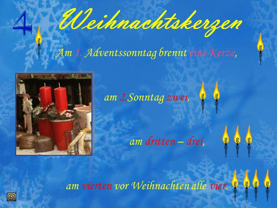 Weihnachtsplätzchen Wir haben gebacken, wir haben geschafft, wir haben gerührt mit aller Kraft, damit der Teig auch richtig wird, haben wir Mehl hinei