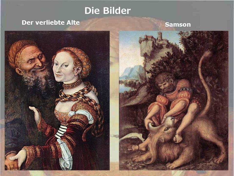Die Bilder Der verliebte Alte Samson