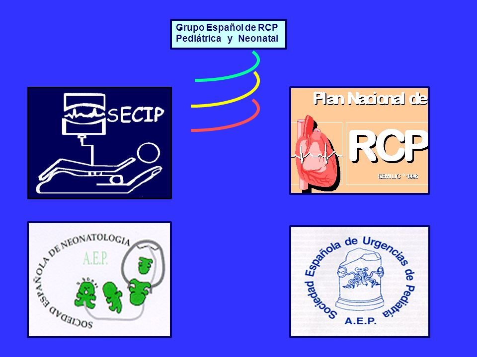 Guidelines and Manuals CPR GUIDELINES: 1995 Anales Españoles de Pediatria (First edition) 1999 Anales Españoles de Pediatria (Second edition) PBLS Manual ITALY 1997-1999-2001 SPAIN 2000 PALS Manual SPAIN 2001 ITALY: experimental 98-02