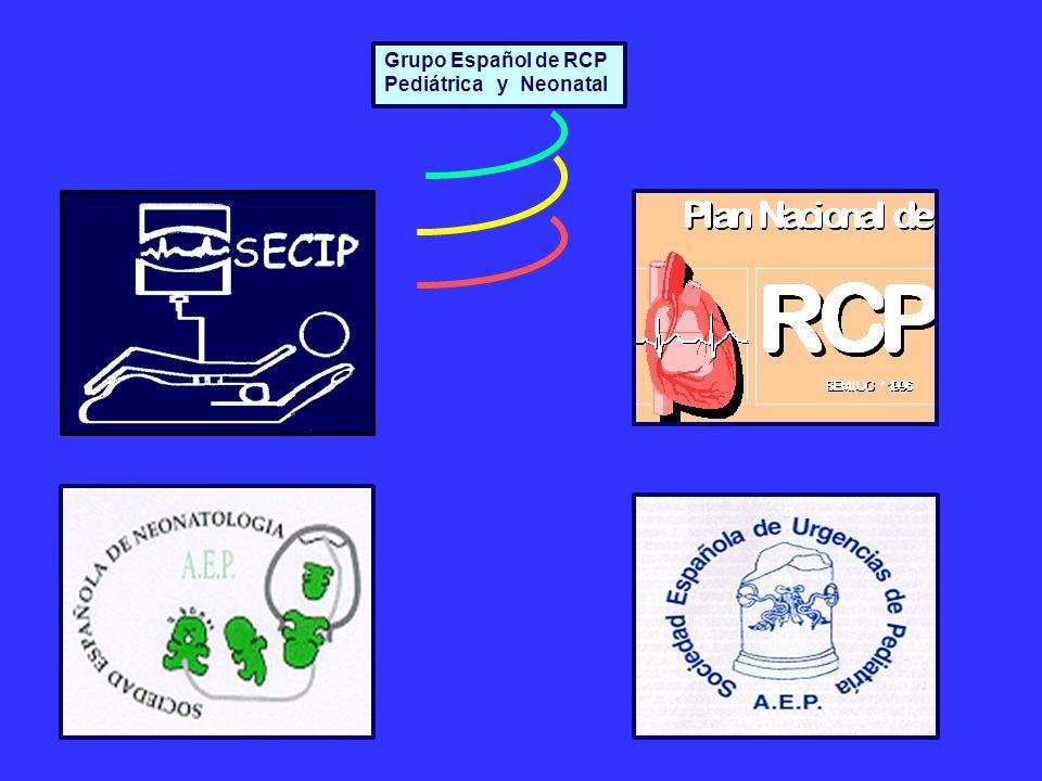 Grupo Español de RCP Pediátrica y Neonatal