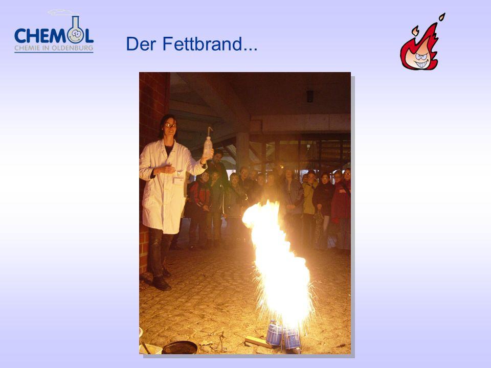 Der Fettbrand...