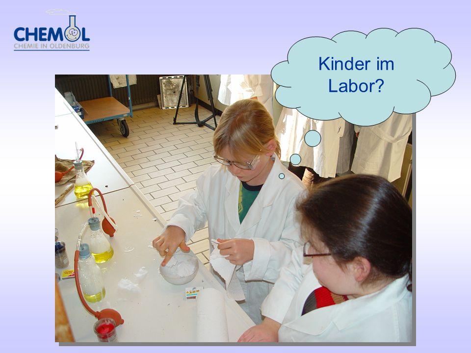 Kinder im Labor?