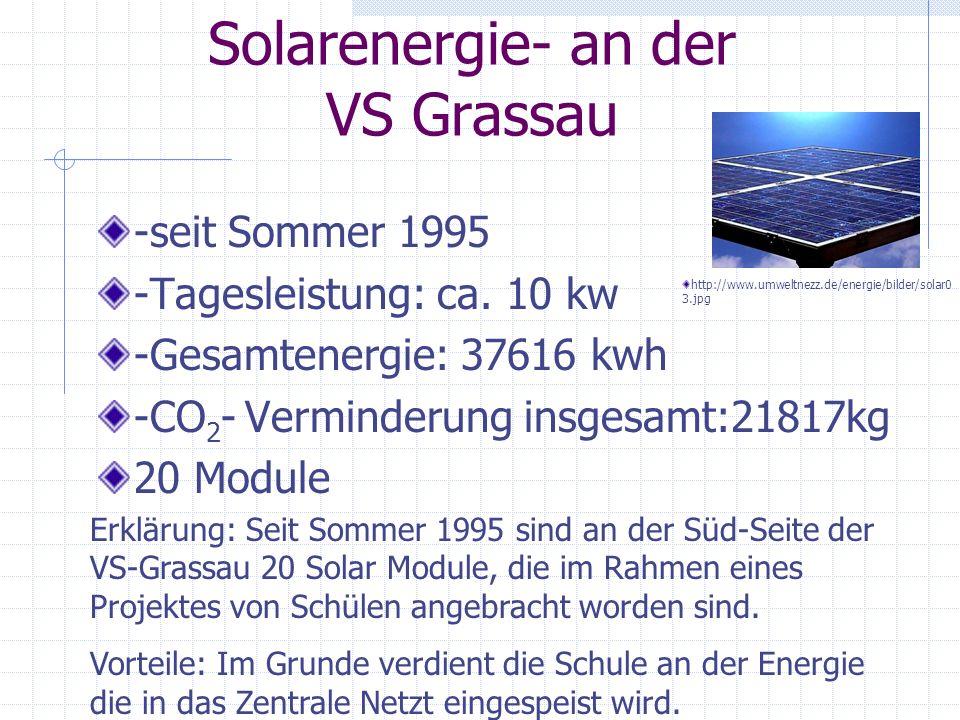 Energie im Chiemgau WasserkraftHackschnitzel-Energie Solarenergie http://www.bayerntours.com/traunstein/rt1.gif Quelle: