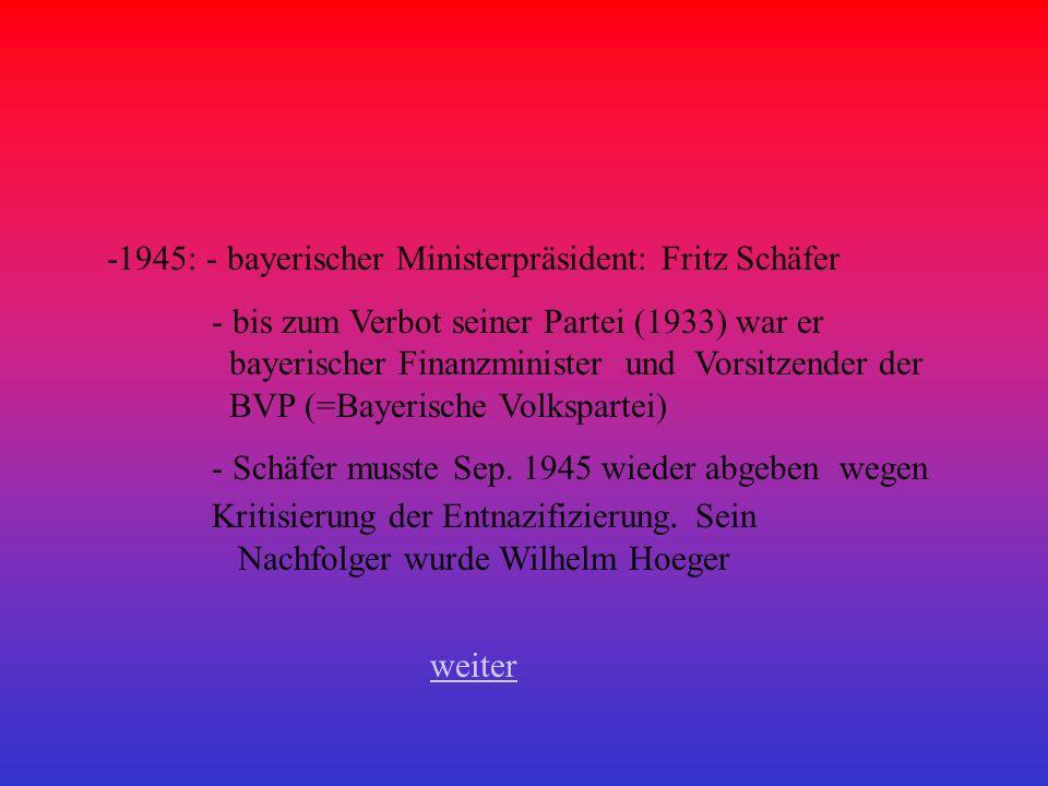 -Bundesländer ( außer Bayern ) verdanken ihre heutige Gestalt weitgehend der Neugliederung Deutschlands durch die Besatzungsmächte - Nordrhein-Westfal
