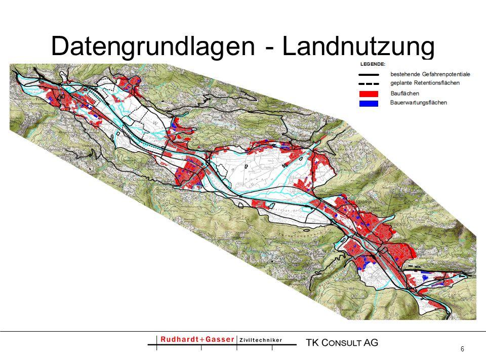 7 Grundlagen – Hydrogeologische Verhältnisse Fläche: ca.