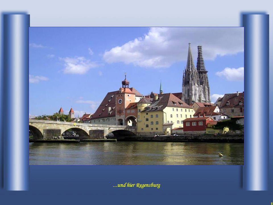 8...und hier Regensburg