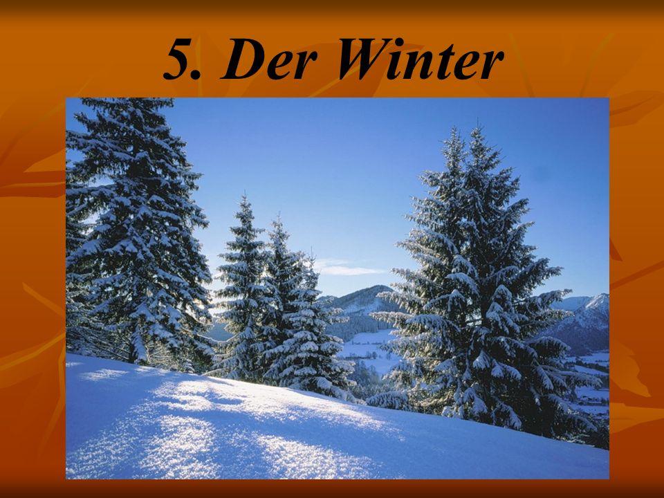 5. Der Winter