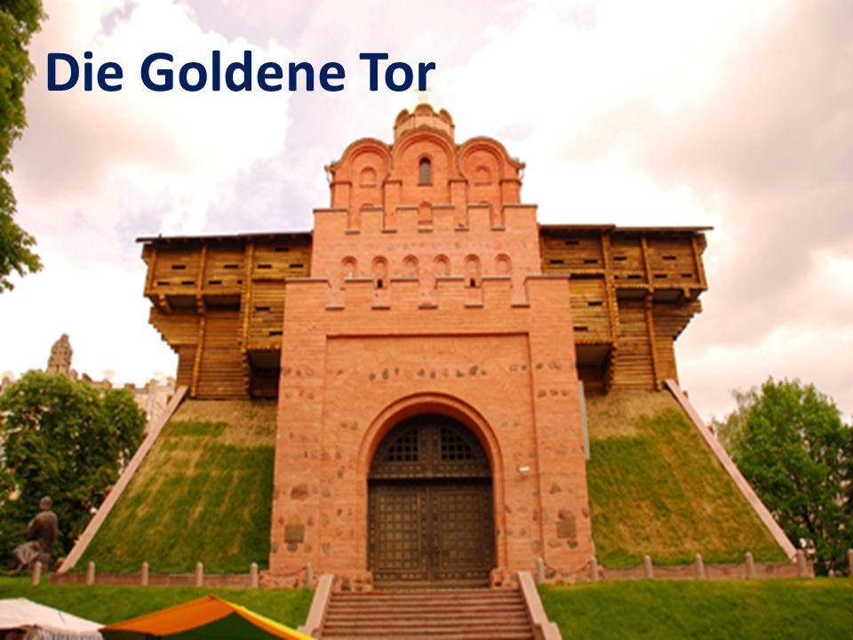 Die Goldene Tor
