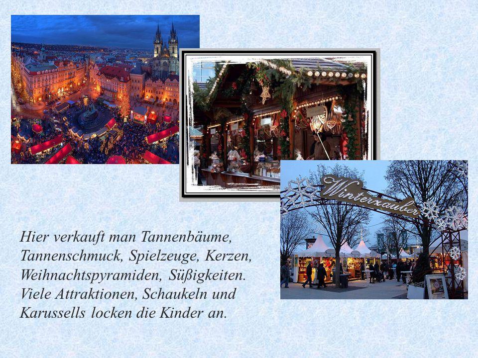 Vier Sonntage vor dem Weihnachtsfest beginnt die Adventzeit.