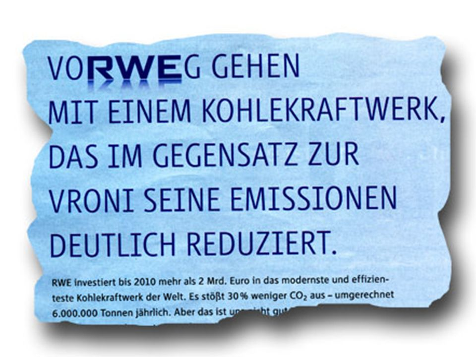 Der Energie Partner für Großbritannien 33 RWE NPOWER Felix Möbius Daniel Häupler Alexander Fielk Benjamin Oelschlegel RWE AG Geschichte ZDF RWE Struktur -POWER -DEA -SUPPLY AND TRADING -ENERGY -NPOWER -INNOGY -RWE Ergebnis Forschung und Innovation RWE Stiftung