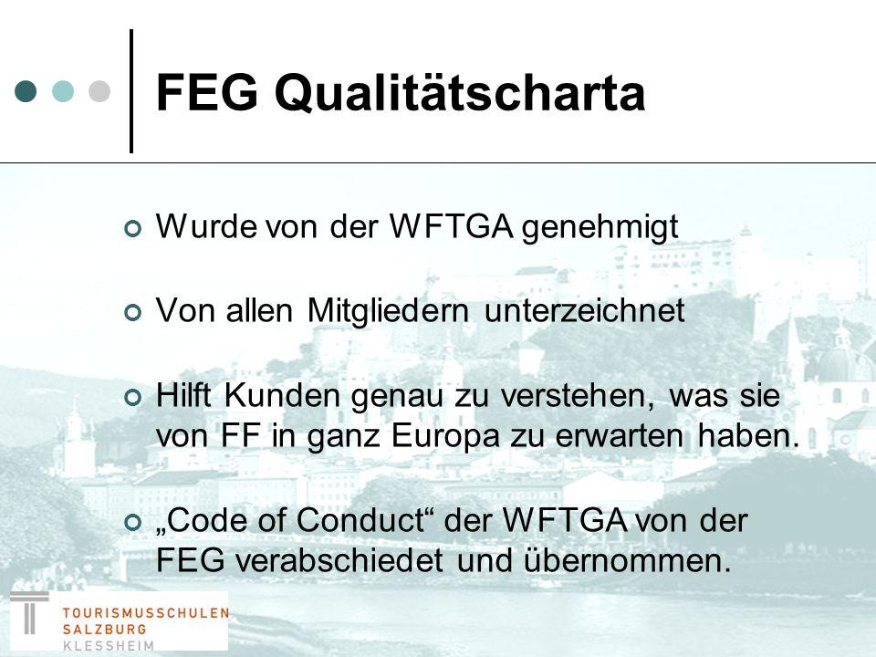 Networking FEG – Website verlinkt direkt die Mitgliedsverbände und zu einer ganzen Reihe von anderen Ressourcen gleichermaßen für FF und Besucher