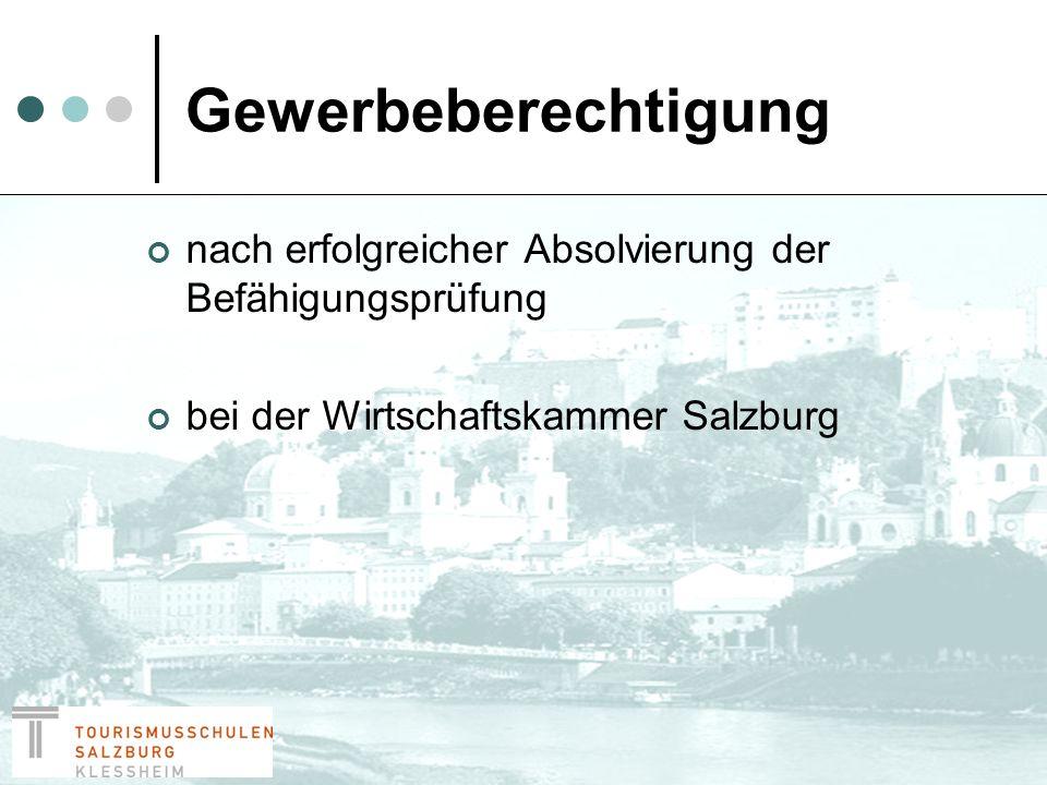 Austria Guide Service angesiedelt in der Sparte: Tourismus- und Freizeitwirtschaft der Wirtschaftskammer Fachverband: Freizeitbetriebe