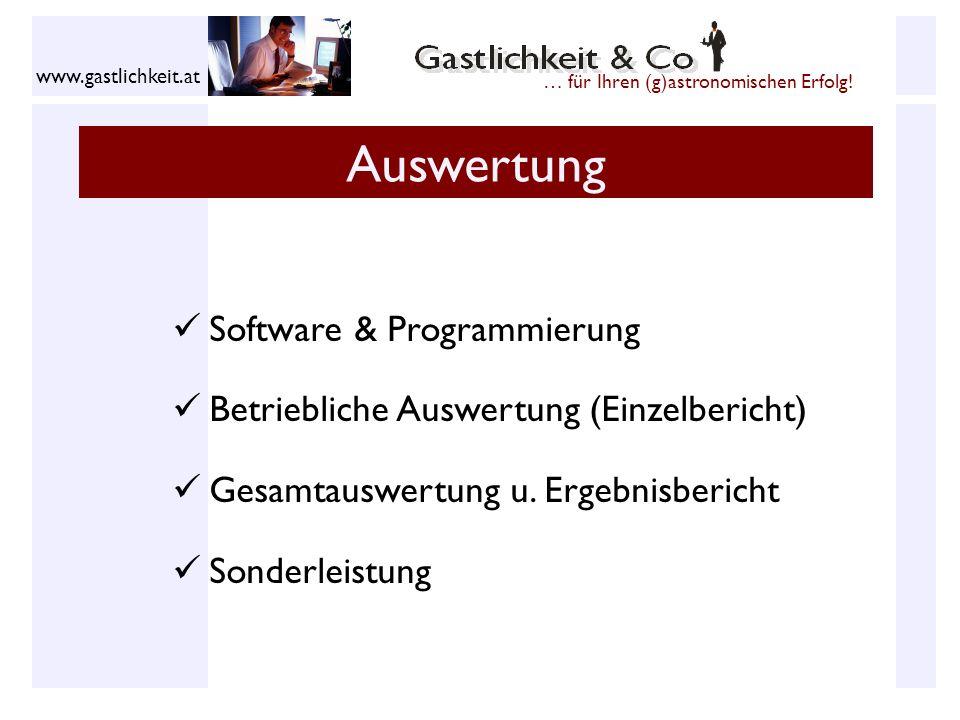 © Gastlichkeit & Co – Weiterbildungs- und Betriebsberatungsges.m.b.H.