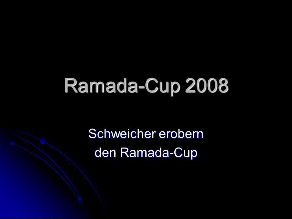 Ramada-Cup 2008 Schweicher erobern den Ramada-Cup