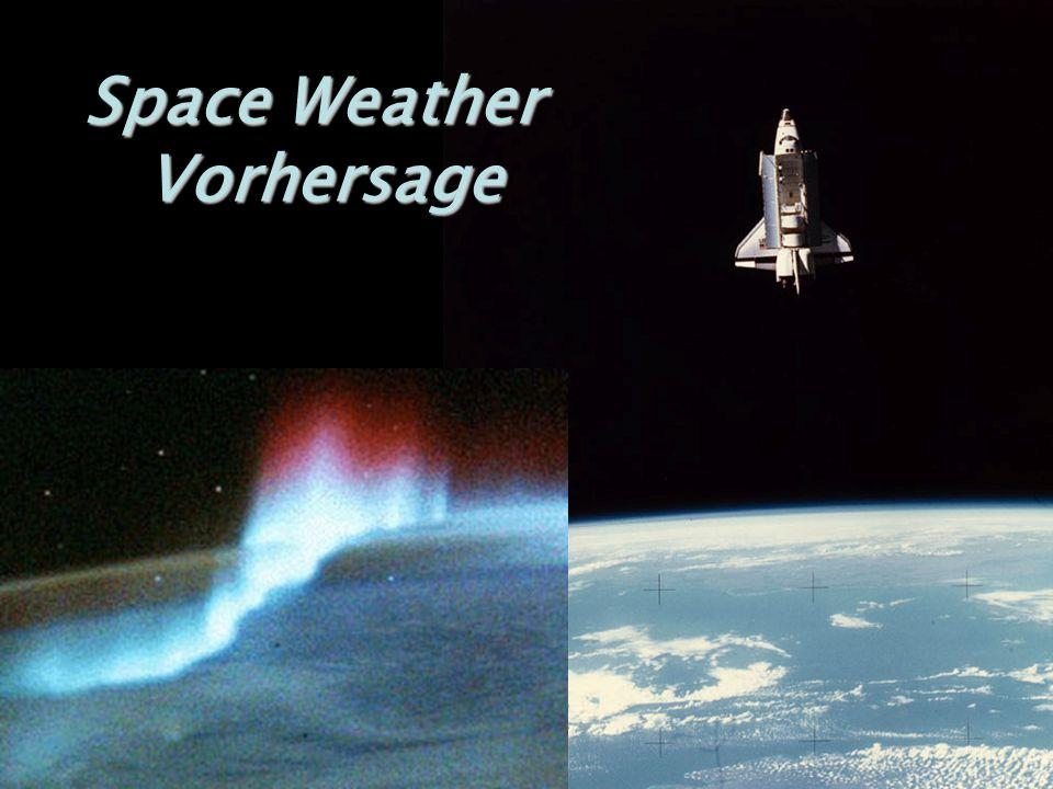 Space Weather Vorhersage