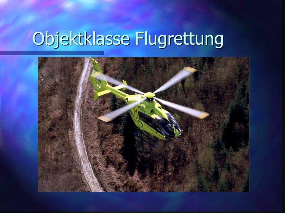 Objektklasse Flugrettung