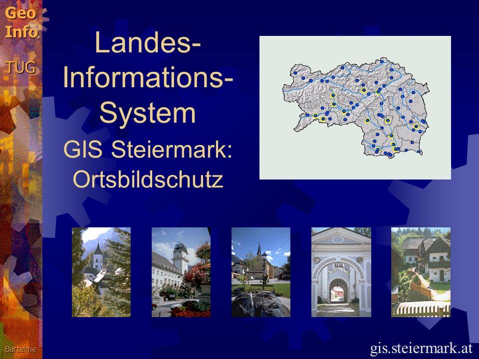 GeoInfoTUGBartelme Kommunale Anwendungen www.zt.co.at