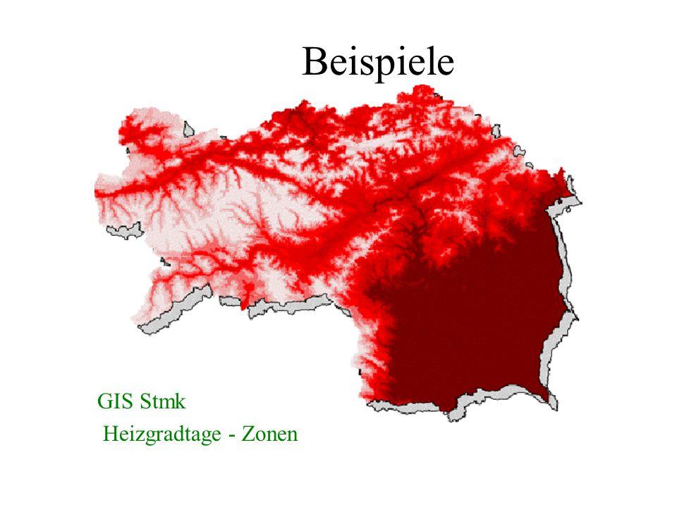 Beispiele GIS Stmk Landschaftsschutzgebiete