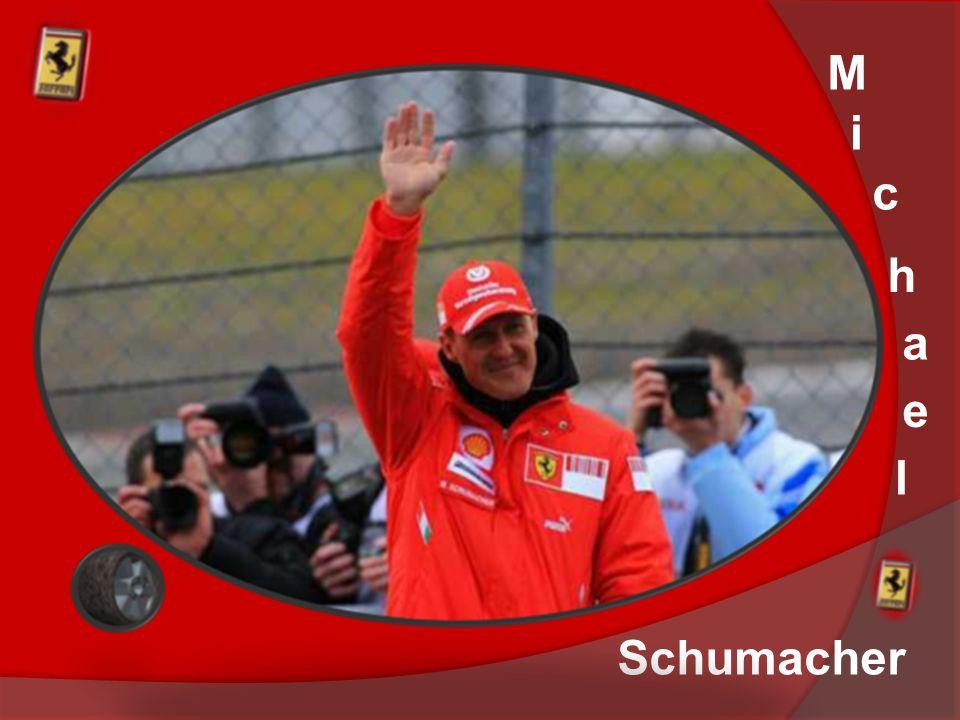 M i c h a e l Hier einige Daten zu dem Bike: MS 1 Limited von Michael Schumacher Hubraum: 1750 ccm - 2 Zylinder - 132 PS bei 5750 U/min - 183 Nm bei 4