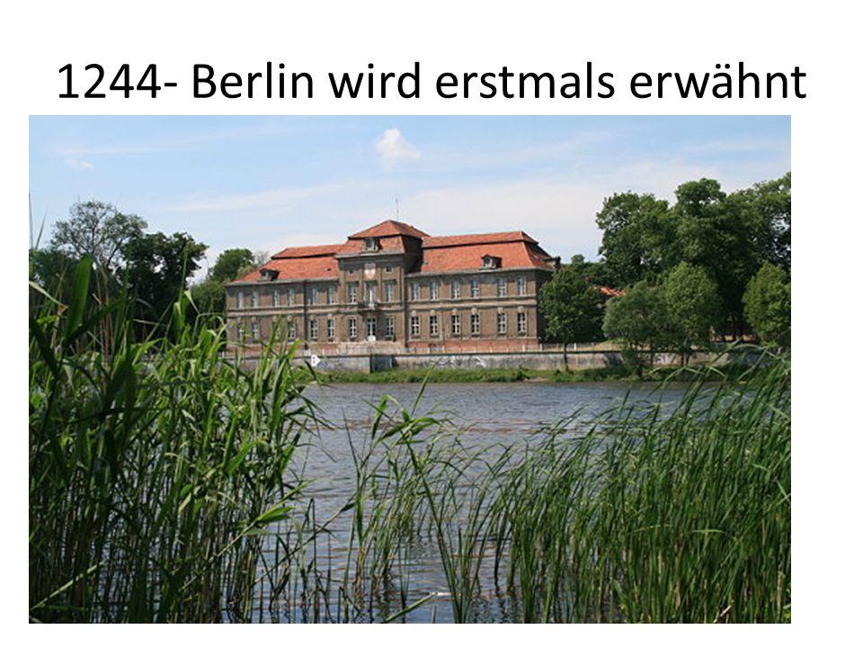 1553- Einfürung der reformation in Berlin