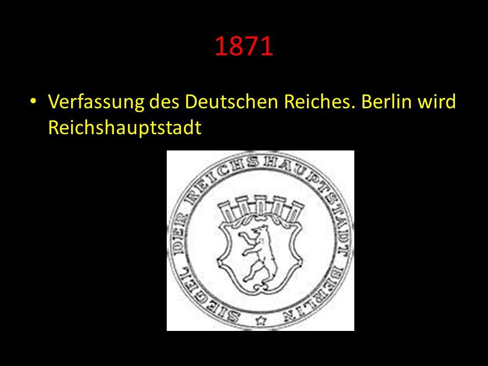 1933 -Die Bezirksversammlungen werden von den Nationalsozialisten aufgelöst