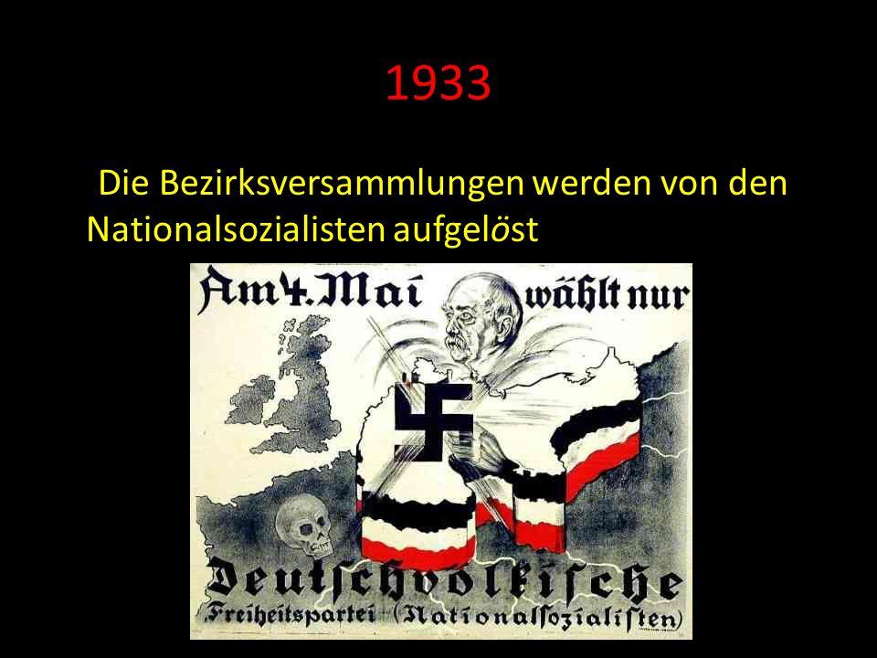 1945 -Vier-Mächte-Verwaltung der aliierten Siegermächte Berlin Mitte gehört zum sowjetischen Sektor