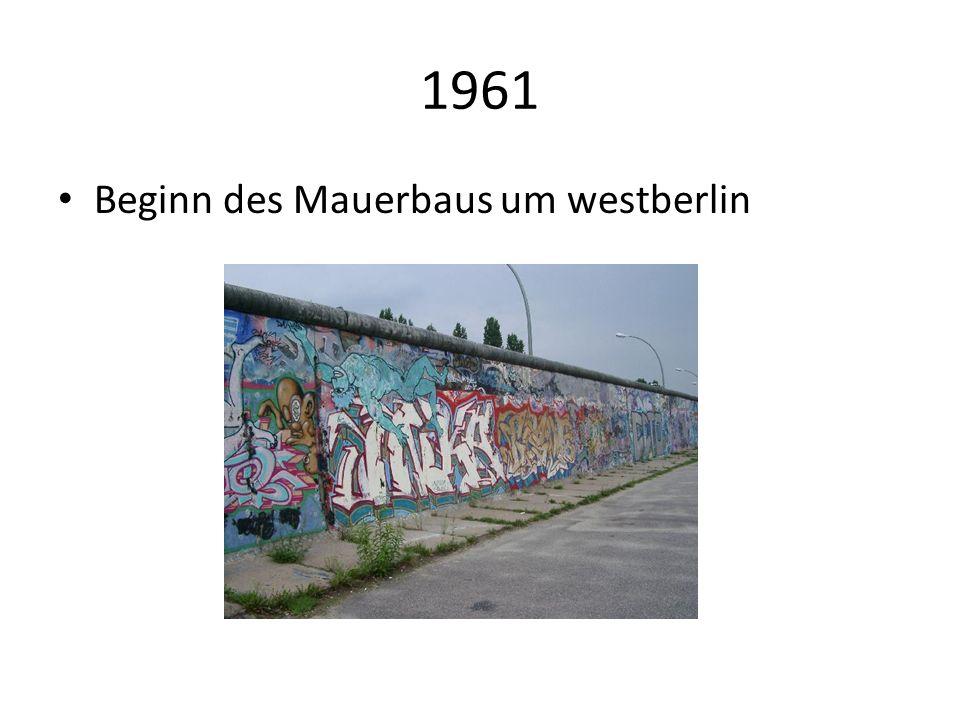 1989 Die Grenze zu westberlin wird nach 28 jahren geoffnet