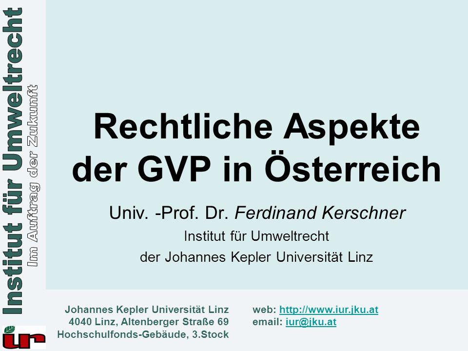 Johannes Kepler Universität Linzweb: http://www.iur.jku.at 4040 Linz, Altenberger Straße 69email: iur@jku.at Hochschulfonds-Gebäude, 3.Stockhttp://www