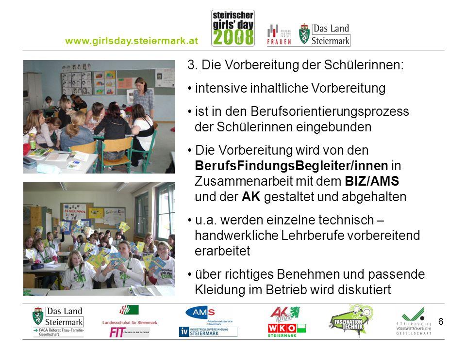 www.girlsday.steiermark.at 7 4.